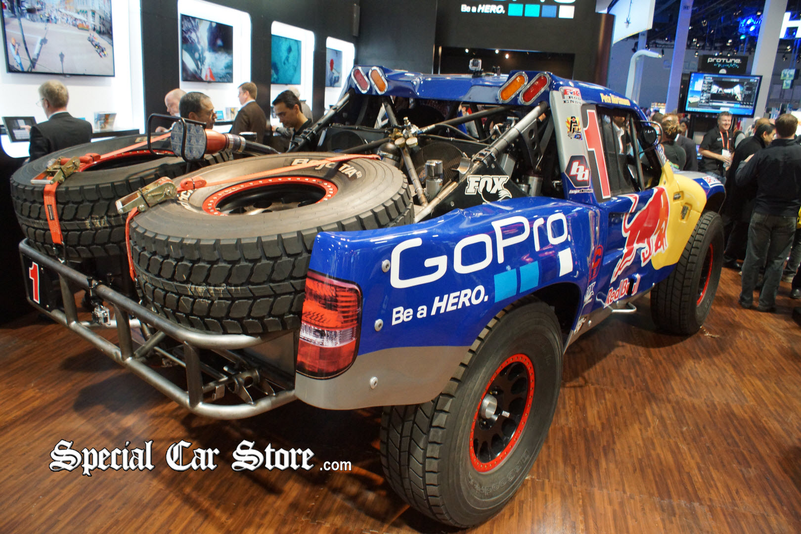 GoPro Rally Truck - CES 2013 | Special Car Store
