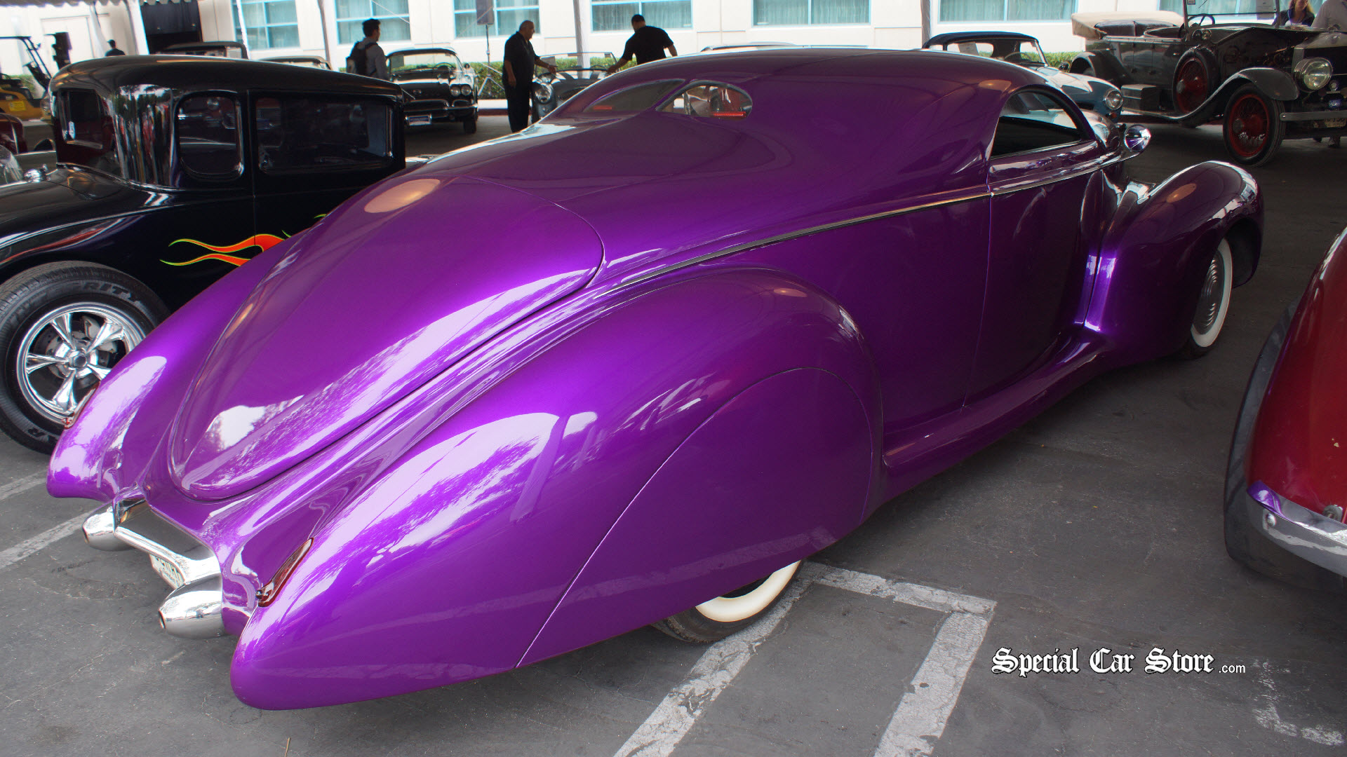 Petersen Museum Pieces Among Cars Sold at Los Angeles Auction ...