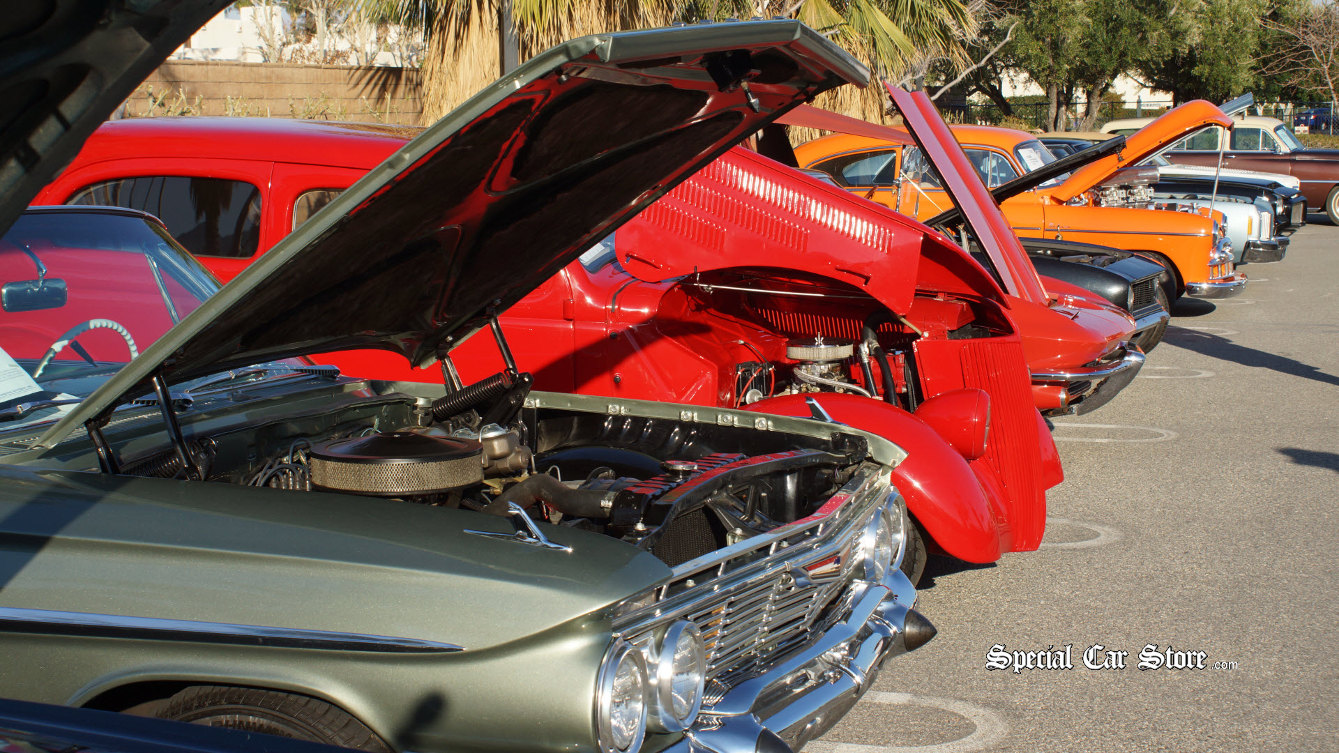 Belair Auto Auction >> McCormick's Palm Springs Classic Car Auction 54 | Special Car Store