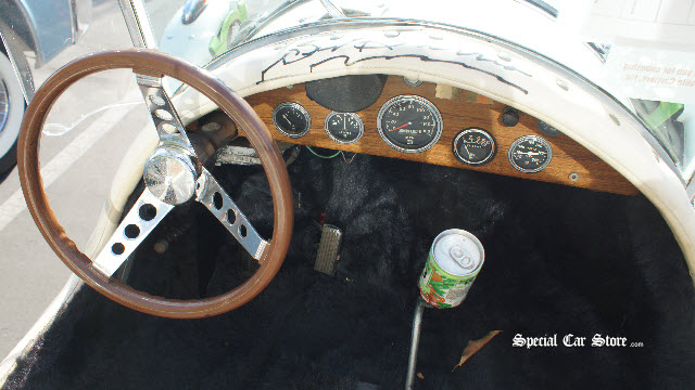 1970 Campbell Promotional V-8 Roadster by George Barris Auctions America California