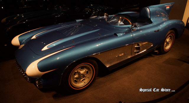 1956 Corvette SR-2 (Sebring Racer) The Great Hall Inductee 2012 at Bloomington Gold