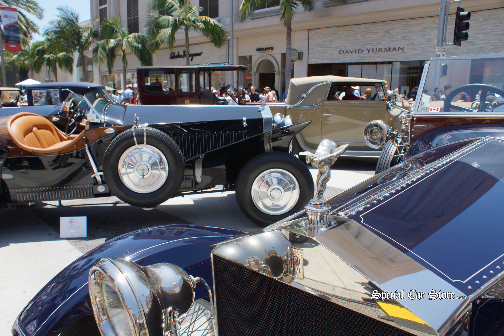 Celebrate Father S Day At The Rodeo Drive Concours
