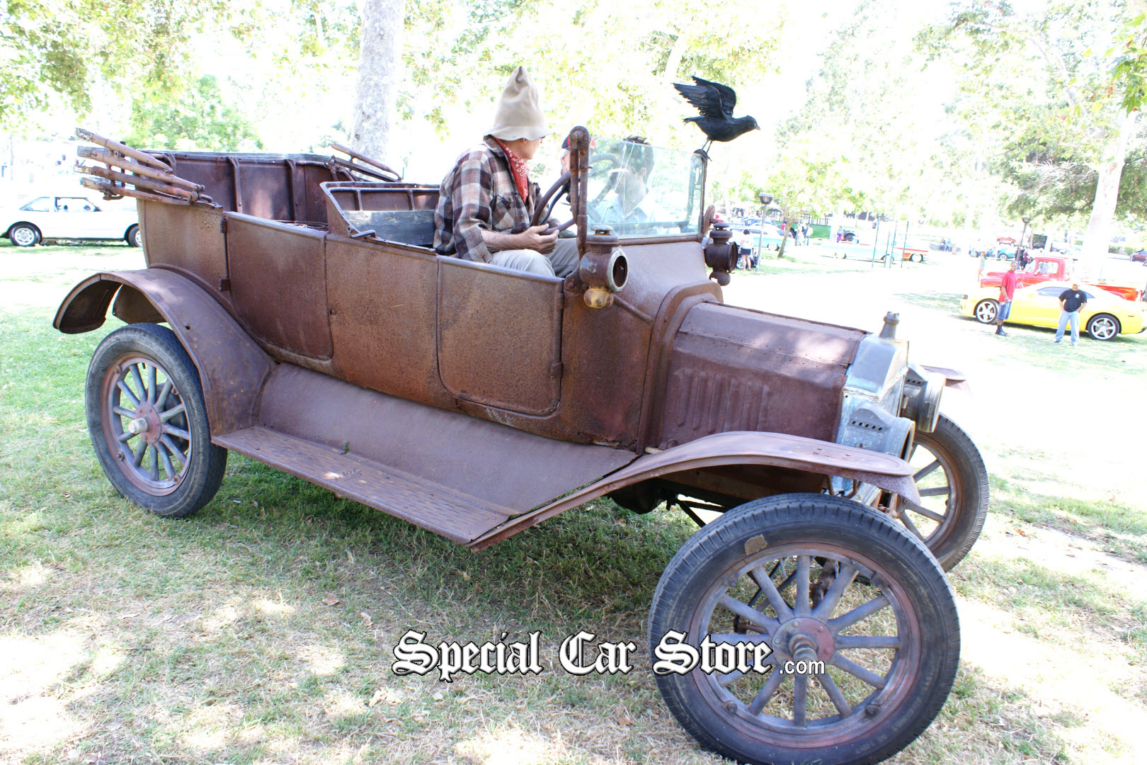 the model t ford club of america