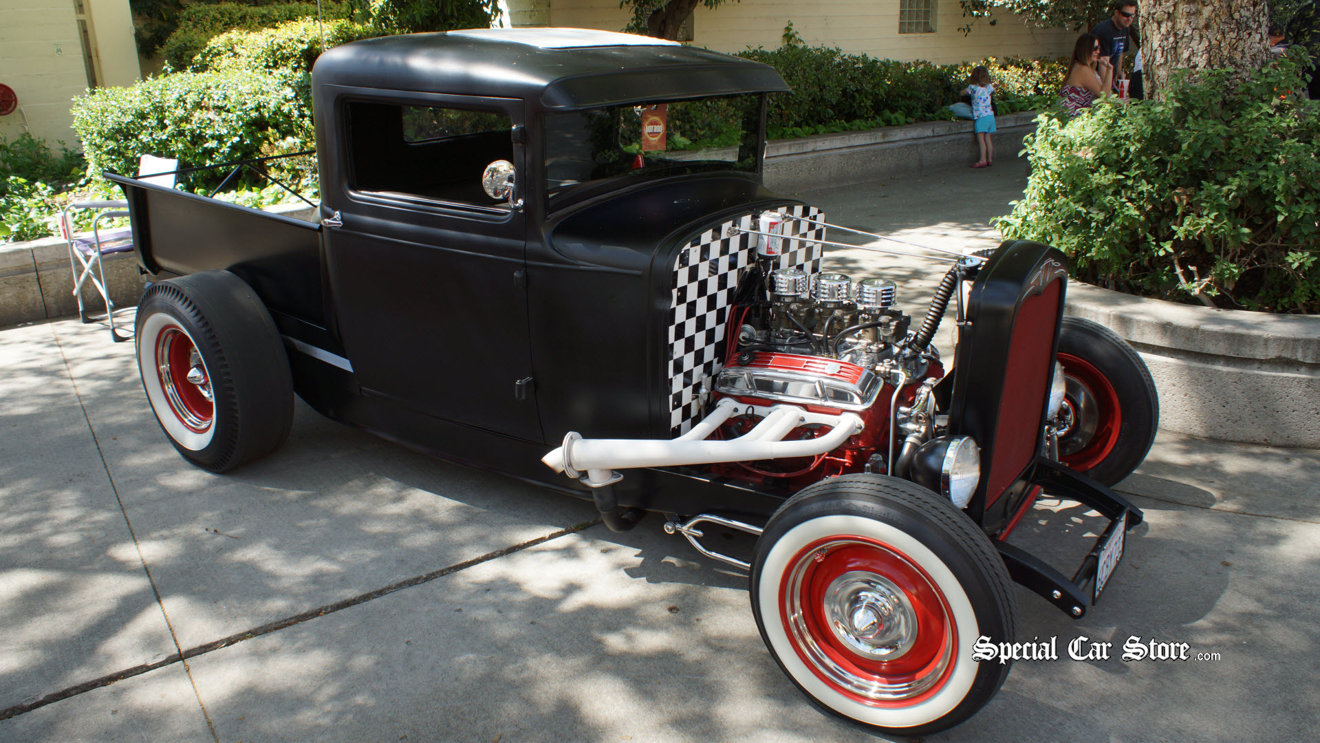 HOT ROD Homecoming Car Show Celebrates 65 Years - 1932 Ford Pickup ...