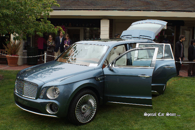 Bentley Mulsanne Convertible Axed Special Car Store