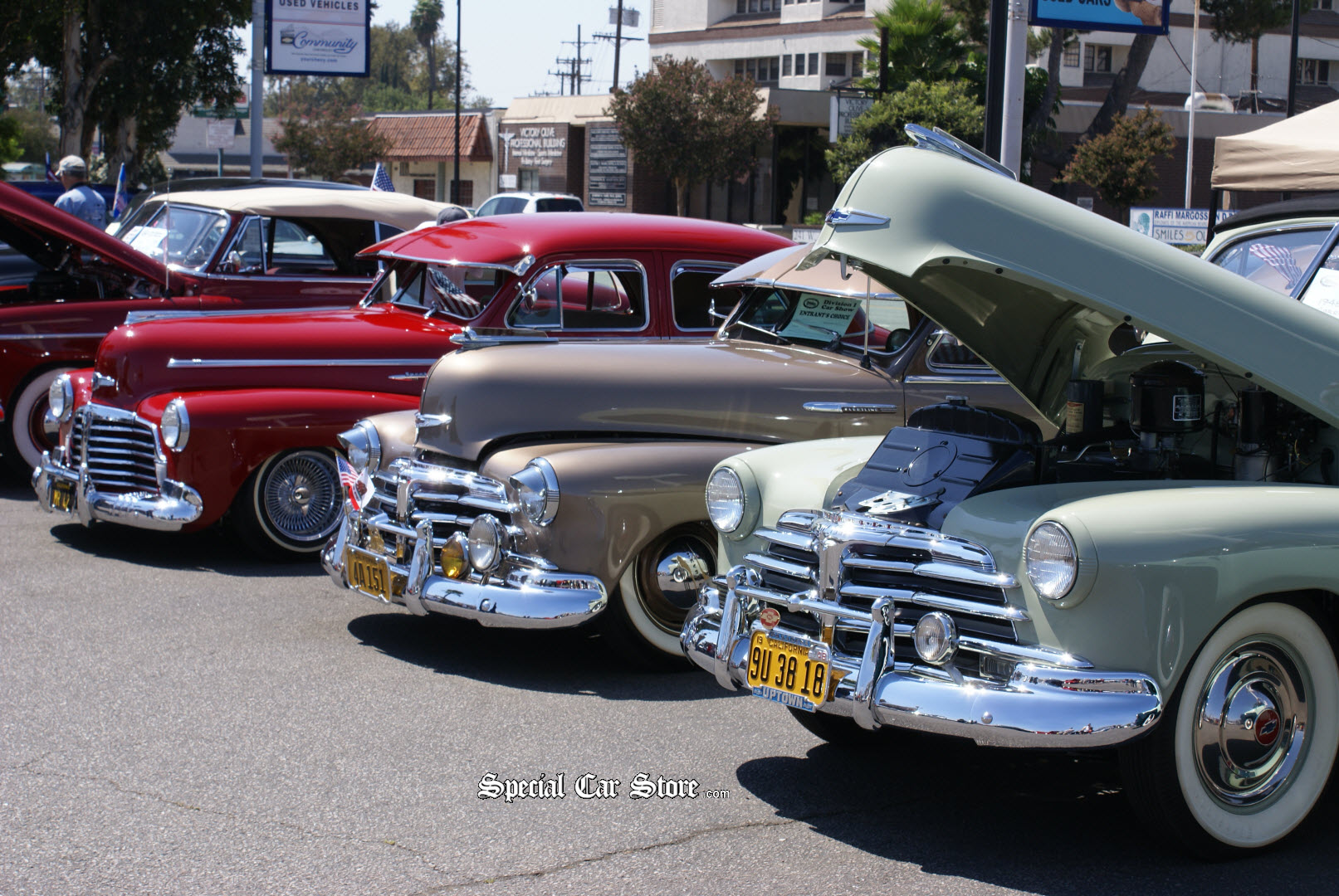 Vintage Chevrolet Club Of America Special Car Store