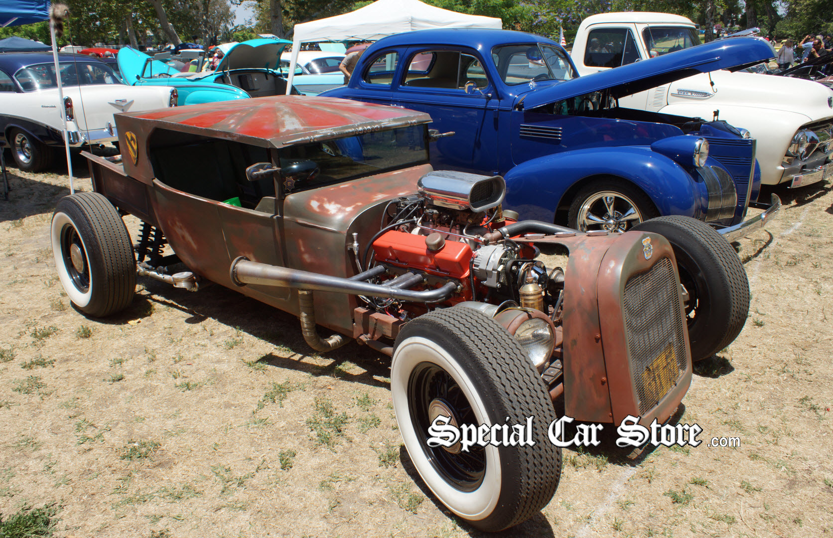 HOT ROD Homecoming Car Show | Special Car Store