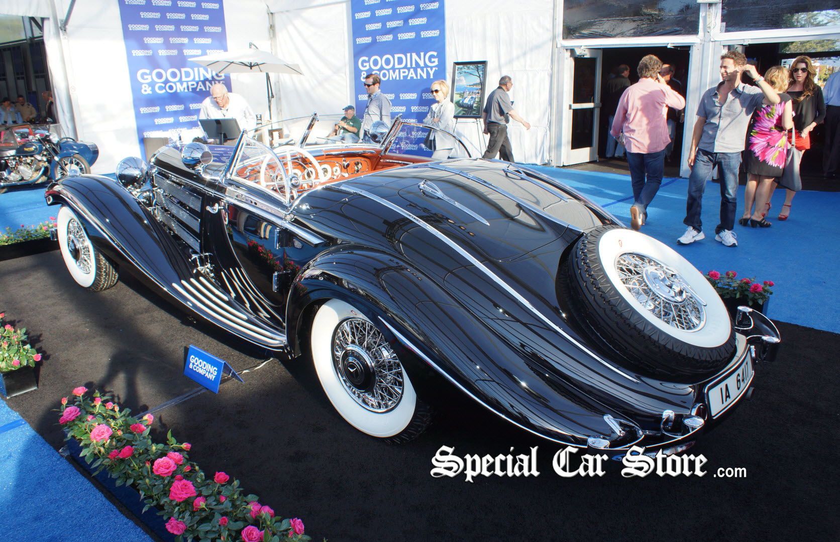 Gooding  Company Auction Pebble Beach 2012  Special Car Store