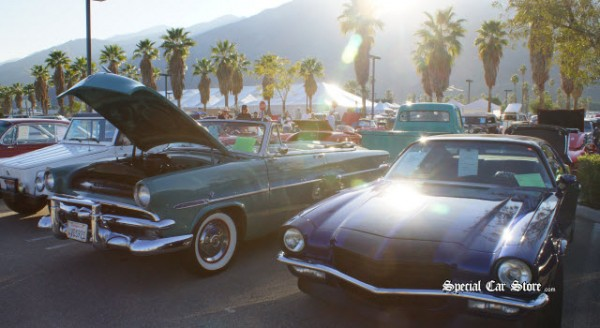 Mccormick 39 s special car store for Exotic motor cars palm springs