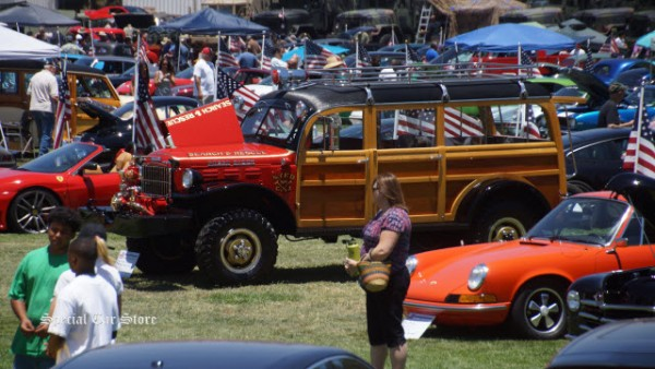 Entertain Page Special Car Store - Chino hills car show