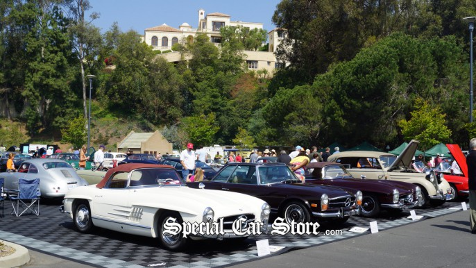German Classics - Greystone Mansion Concours d'Elegance 2012