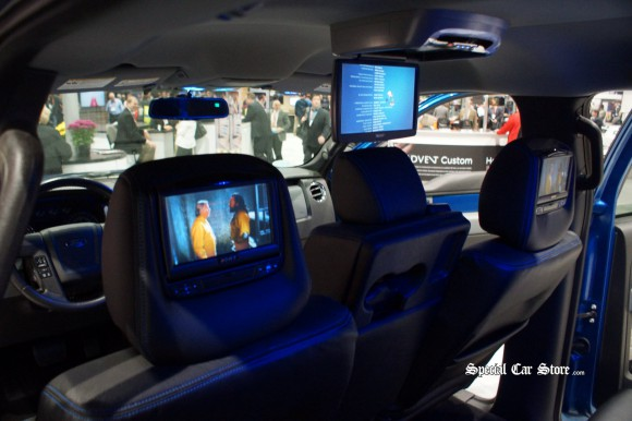 2013 Ford F150 Infortainment - CES 2013