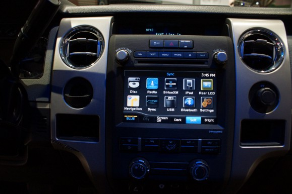 Ford SYNC - CES 2013
