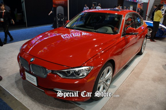 BMW Cars of CES 2013