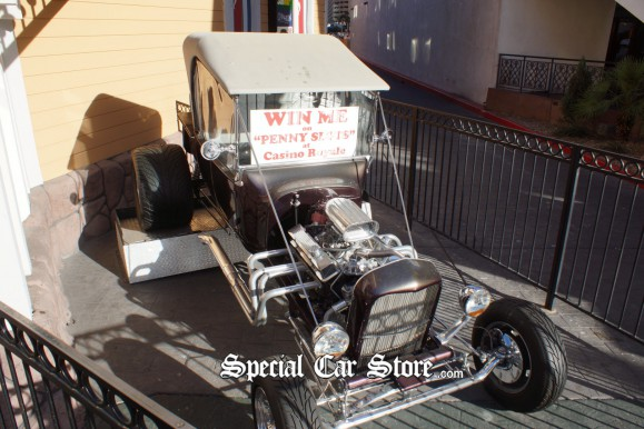 Model T Dragster at Las Vegas