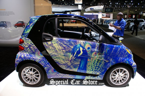 Smart Car Seattle: Car2go Introduces A New Way Of Carsharing In Seattle