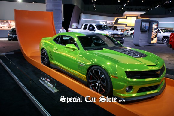 LA Auto Show opens Nov 30 until Dec 9 - photos & history ...