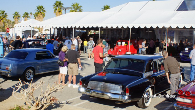 Collectible Cars McCormick's Palm Springs Auction 54
