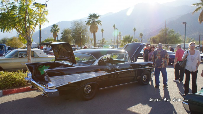 1957 Chevrolet Bel Air McCormick's Palm Springs Auction 54