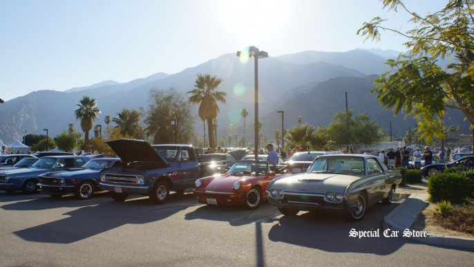 Collectible Cars McCormick's Palm Springs Classic Car Auction 54