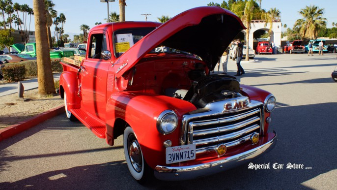 1951 GMC 1/2 Ton 5 Window Deluxe Cab - McCormick's Palm Springs Auction 54