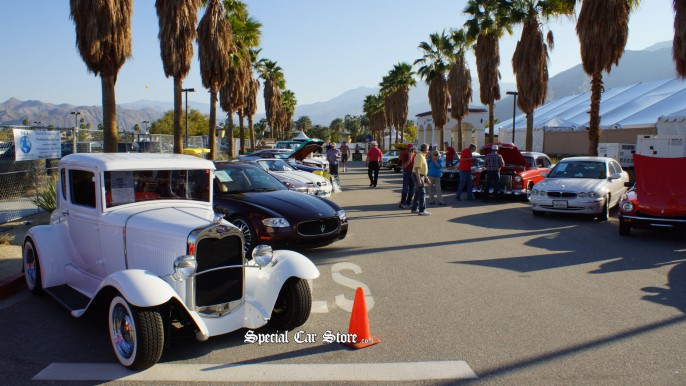 1510 1940 Ford Model A McCormick's Palm Springs Classic Car Auction 54