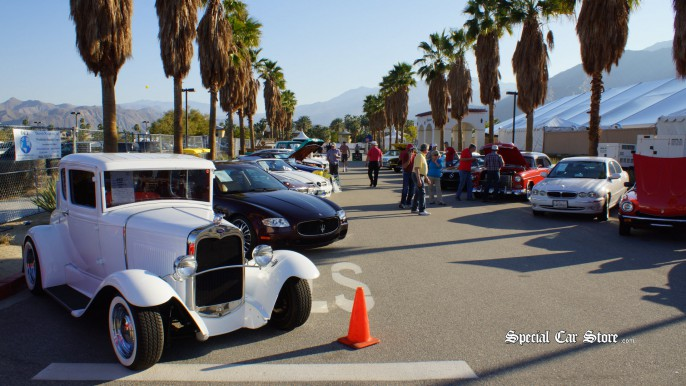 1930 Ford Model A McCormick's Palm Springs Auction 54