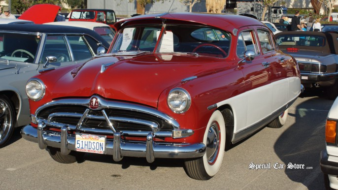 1951 Hudson Pacemaker McCormick's Palm Springs Classic Car Auction 54