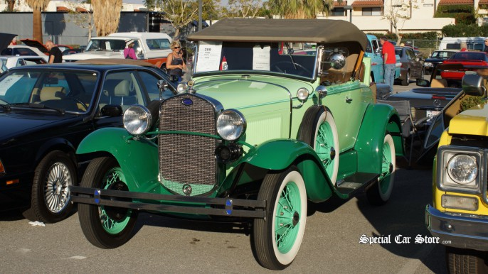 1930 Ford Model A Roadster McCormick's Palm Springs Classic Car Auction 54