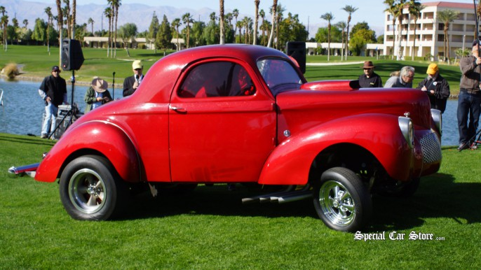 1941 Willys Speedway Desert Classic Concours d'Elegance 2013