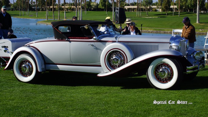 1931 Chrysler Imperial, Best in Show Desert Classic Concours d'Elegance 2013