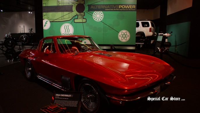 1964 Chevrolet Corvette New York World's Fair Show Car