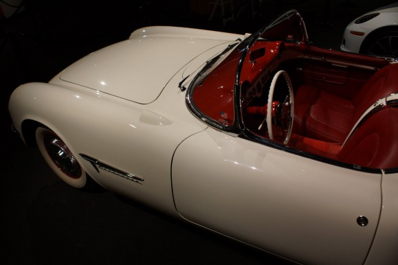 Petersen Automotive Museum - Exhibit Open House