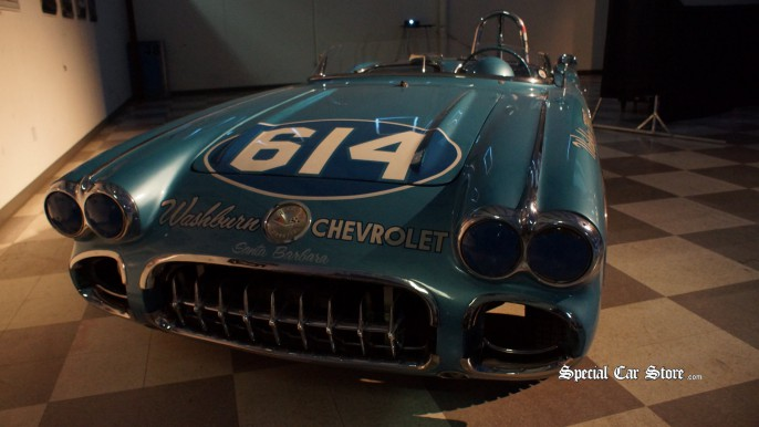 1959 Chevrolet Corvette, Bob Bondurant Racer Legends of Riverside V