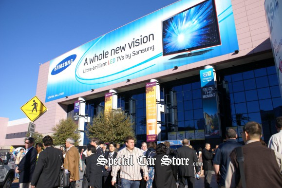 Scenes from past CES events 2005-2011