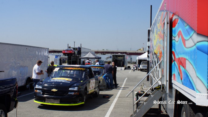 NASCAR at Irwindale Event Center
