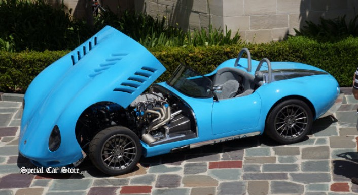 2014 Lucra LC470 at Greystone Mansion Concours d'Elegance 2014