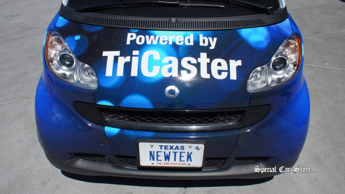 2010 Smart Car, Powered by TriCaster - NAB 2013
