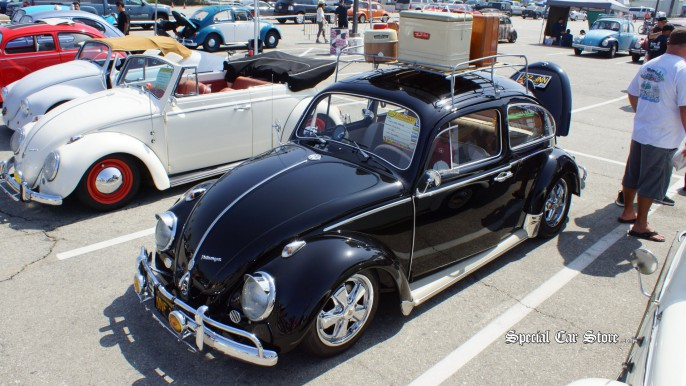1965 VW Bug Sedan - Flat-4 Bug-In 38 45th Anniversary