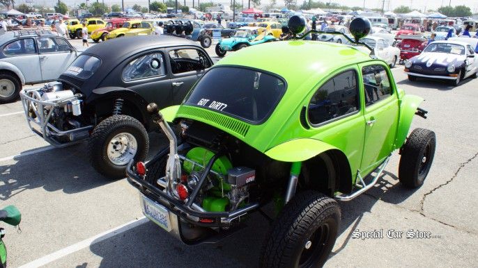 Custom VW Buggies - Flat-4 Bug-In 38 45th Anniversary