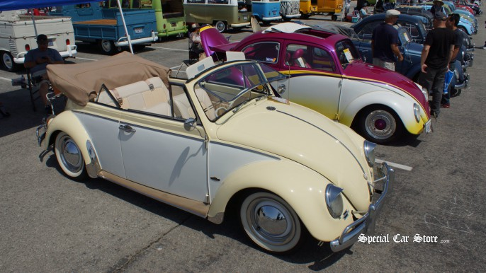 1965 VW Kharmann - Flat-4 Bug-In 38 45th Anniversary