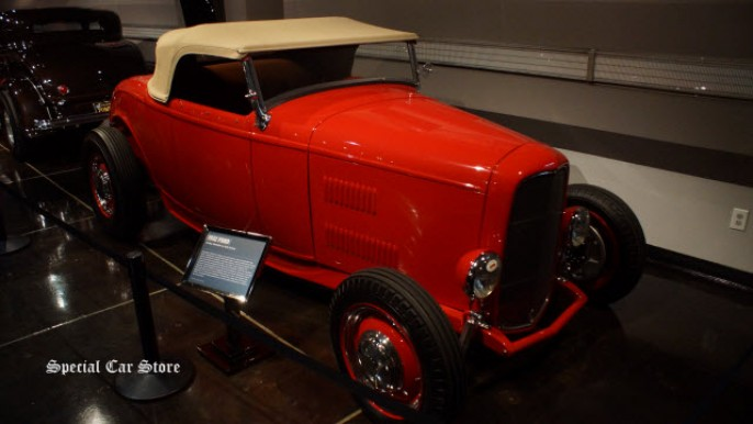 1932 Highboy McGee Roadster