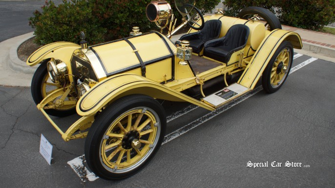 -J Petersen at Greystone Mansion Concours d'Elegance
