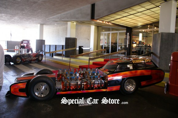 1961 Wagon-Master Riviera Exhibition Dragster, Sold $209,000 - RM Auctions Icons of Speed and Style 2009