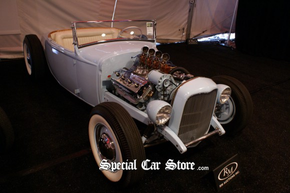 1930 Ford Model A Sonny Mazza Roadster - RM Auctions Icons of Speed & Style 2009
