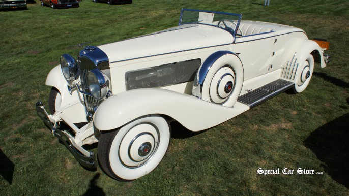 1934 Duesenberg J Convertible, Owned by Mae West - Marin Sonoma Concours d'Elegance