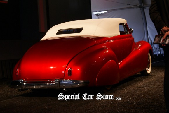 1940 Mercury Westergard Custom - RM Auctions Icons of Speed & Style 2009