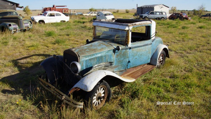 1929 Chrysler 65 Coupe in Kyle Saskatchewan