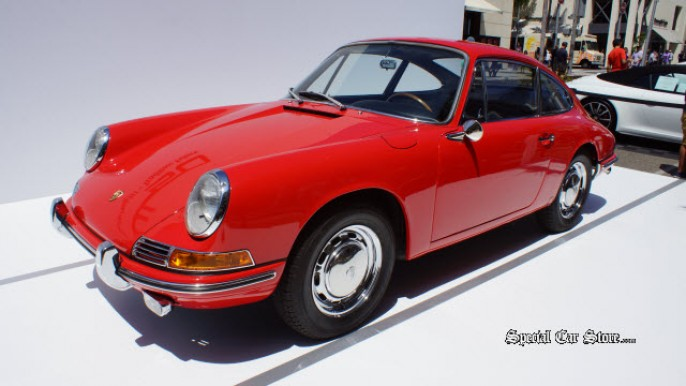 Today S Porsche 911 High Tech Still Delivers Old School Thrill Special Car Store