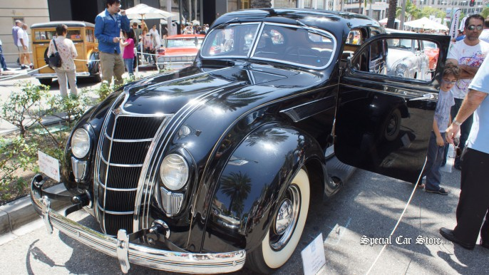 1935 Chrysler Airflow Rodeo Drive Concours d'Elegance